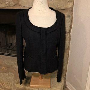Prada Milano Women's M Blazer Jacket IT 44